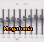 Megafonía, sonorizaciones