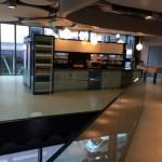 Otra zona cafetería….coge lo que quieras….
