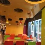 No hay dos esquinas iguales.... el diseño prima en los espacios de trabajo.